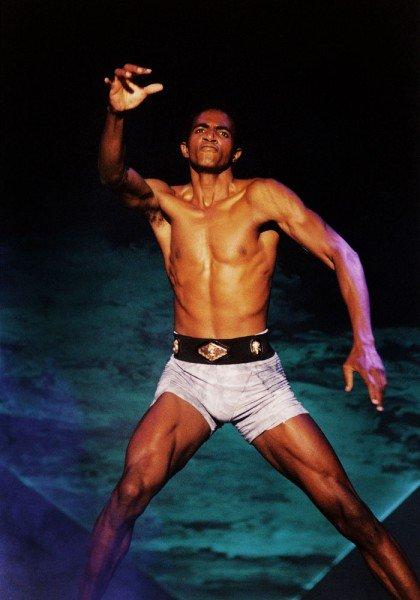 Felix Lancelot parneviks cirkusparty 1993