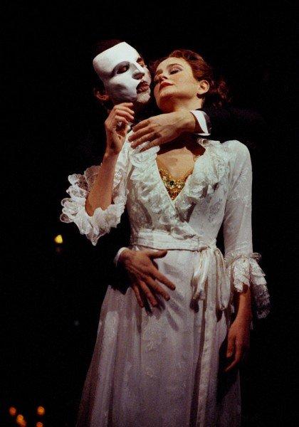 Phantom of the opera 1989 Mikael Samuelsson